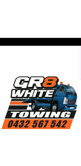 TOWING SERVICE GR8 WHITE TOWING SERVICING ALL AREAS