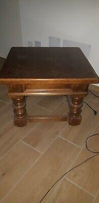 Tavolino bellissimo per Salotto In Legno Massiccio