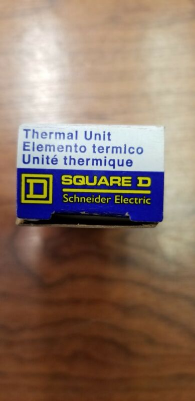SQUARE D B7.70 Overload Thermal Relay (New/Surplus)
