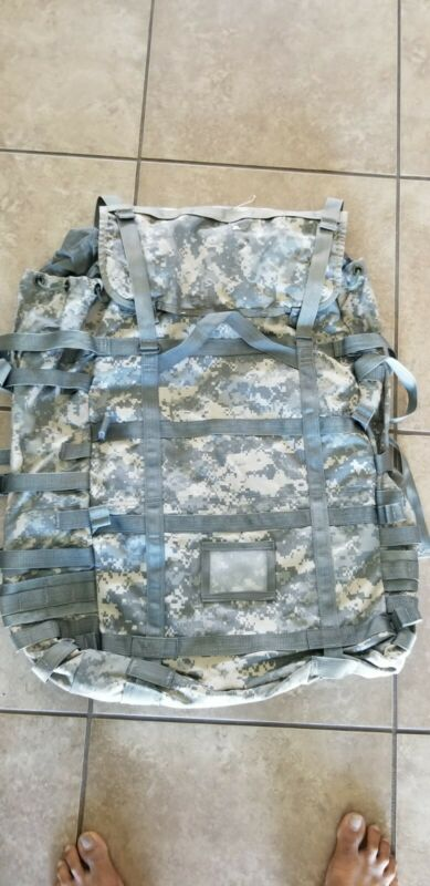 GENUINE U.S. MILITARY ISSUE MOLLE II Rucksack Large Pack Backpack Army Surplus