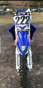 2007 Yamaha yz125cc ground buil up no expense spared