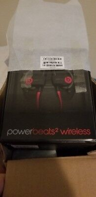 Powerbeats 2 wireless (never opened)