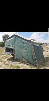 Camper tent no trailer