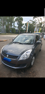 Suzuki SwIft GLX 2011 Metallic Grey 1 year rego