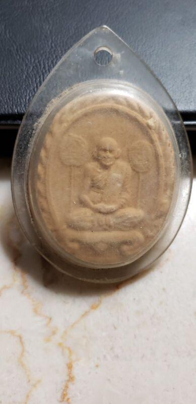 THA PRA CHAN BUDDHA MARKET FIND--THAI BUDDHA TEMPLE AMULET