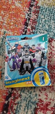 Imaginext DC Super Friends Red Hood Blind Bag Series 1 action figure NEW RARE