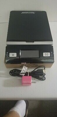 Accuteck Dreamblack 86 Lbs Digital Postal Scale Shipping Scale Postage W Usbac