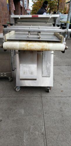 Lucks LSM24 Bakery Commercial Dough Sheeter Bread Loaves Loaf Moulder #1920