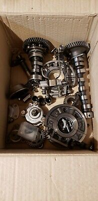 Kubota Z482 Oil Pump Main Bearing Cases Camshafts Pushrods Lifters Gears