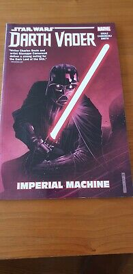 Star Wars Darth Vader Lord of the Sith - Vol 1 Imperial Machine - Graphic Novel