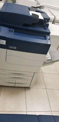 Xerox Color C60 Digital Press Production Printer Copier Scanner 75ppm C60 95k