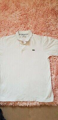 Lacoste  Sport Polo Shirt Size 5