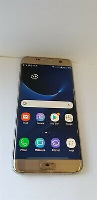 Samsung Galaxy S7 Edge 32gb Gold Platinum SM-G935P (Sprint) Discounted NW2507