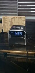 iHome HBN22GX Blutooth FM radio alarm clock Mini Stereo.
