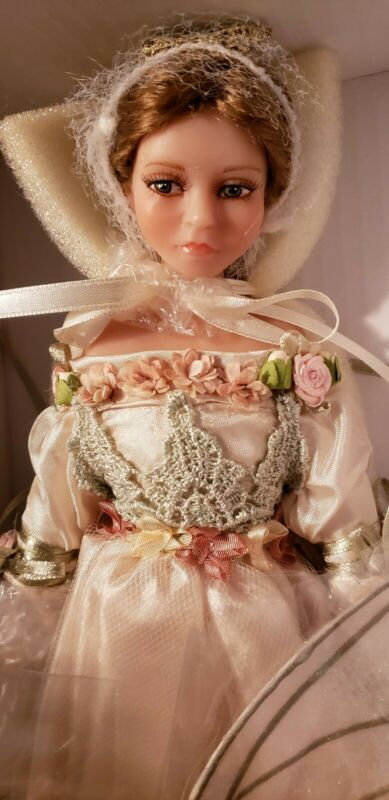 "Whispering Willow Fairies ~ Earth & Garden Fairy SHAYLEE 12"" Doll MIB"