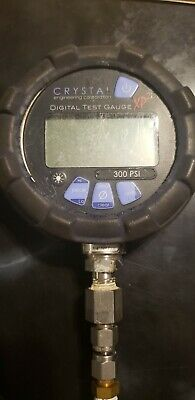 Ametek Crystal Engineering Corporation Digital Test Gauge Xp2i - 300psi