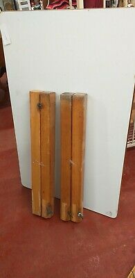 Sturdy Formica Topped Vintage Table By Remploy