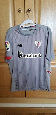 Camiseta Athletic Bilbao 2020-21 Nueva Shirt Original 100% Trikot size S Maglia