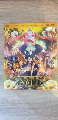 One Piece - 12. Film: Gold (DVD + Blu-ray + 3D-Blu-ray - ... | DVD | Zustand gut