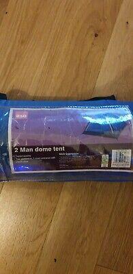 Excellent condition 2 man dome tent