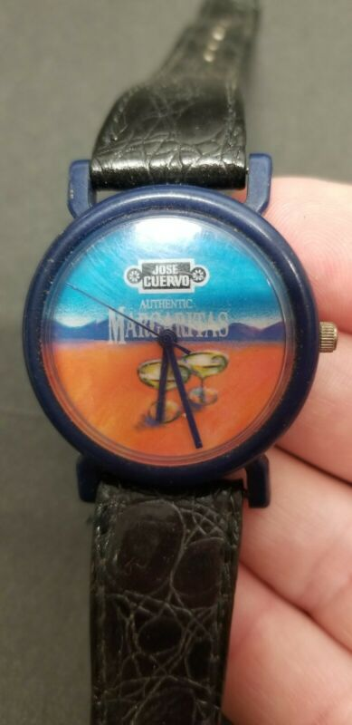 Jose Cuervo Advertisment Watch Promo Logo Rare