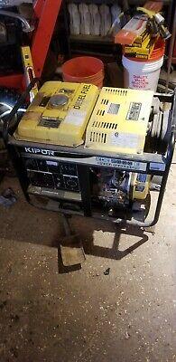 Kipor Power Systems Kde5000e Diesel Digital Generator