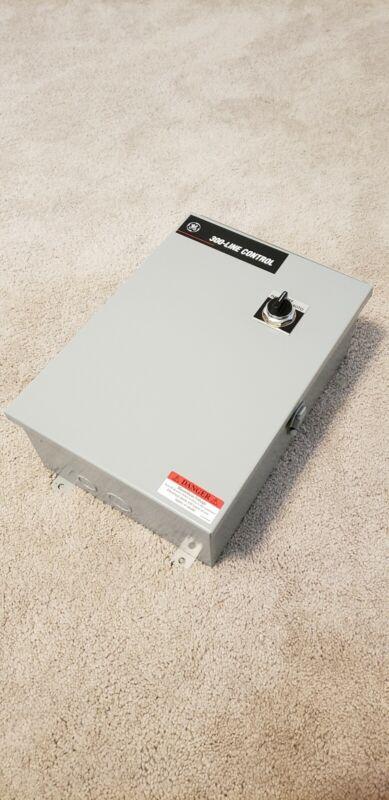 General Electric CR360L36304TLAZ Size 1 30A 600V Type 3R Enclosure (NIB) (RK)