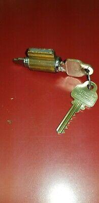 Locksmith Medeco Arrow Key In Knob Lock Cylinder 20-8007p 04 626 Level2 Chrome