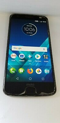 Motorola Moto Z2 Force 64gb Super Black XT1789-04 (AT&T) Discounted NW2064