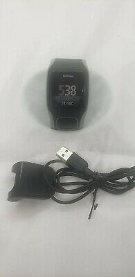 TomTom Runner GPS Watch Black and grey