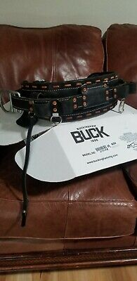 Price Reduced-buckingham Lineman Climbing Belt
