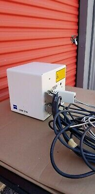 Carl Zeiss Lsm510 Laser Scanning Microscope