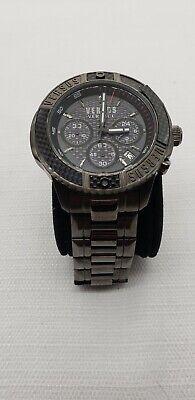 Versus Versace Chronograph Stainless Steel Men's Watch VSP381018