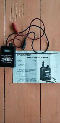 Progressive Electronics Load Coil Detector Model 88   N5