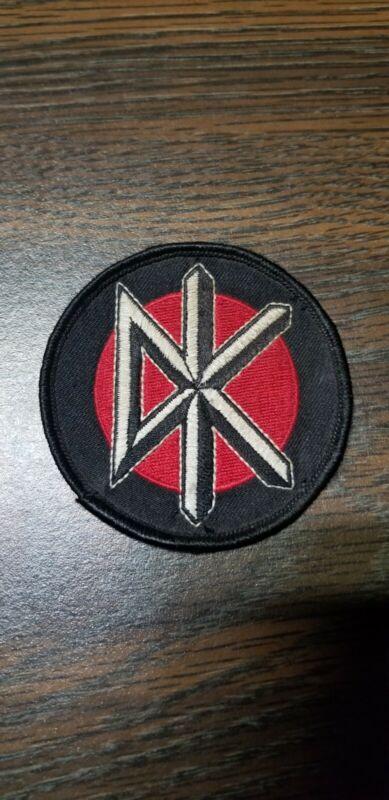 New Vintage DEAD KENNEDYS Patch punk rock denim jacket vest DK Vandals NOFX