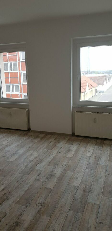 Frisch renovierte 2-Raum Wohnung mit Balkon in Halberstadt