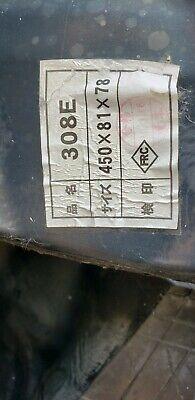 2pc Rubber Track 450x81nx78 Cat 308 E Mini Excavator