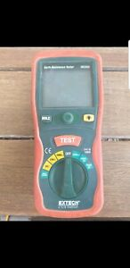 EXTECH Earth Resistance Tester