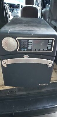 Turbochef Sota 2011 High Speed Accelerated Cooking Countertop Ovensangi-79