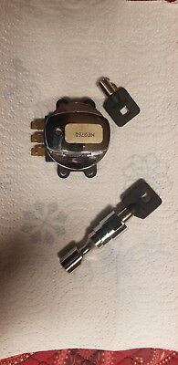 NOS Genuine Harley Davidson Ignition and Light Switch Washer 71-94 Dyna 71554-75
