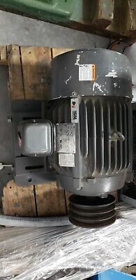 15 Hp Emerson Electric Motor 3 Phase