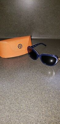 Tory Burch Women's Sunglasses- navy blue TY 7071 1333/4U