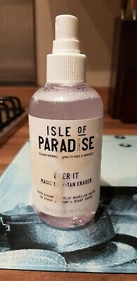 Isle Of Paradise Over It Magic Self-Tan Eraser - 200ml