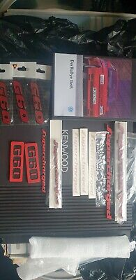Golf Rallye G60 Supercharger Stickers, Badges, Cd And Posters