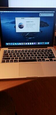Apple Macbook Pro Retina 13 Mid 2014 Intel Core i5 8 gb DDR3 256gb SSD READ