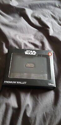 Mens star wars wallet
