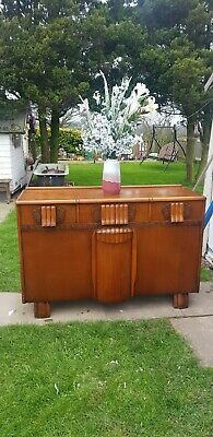 Lovely Old Sideboard Chunky