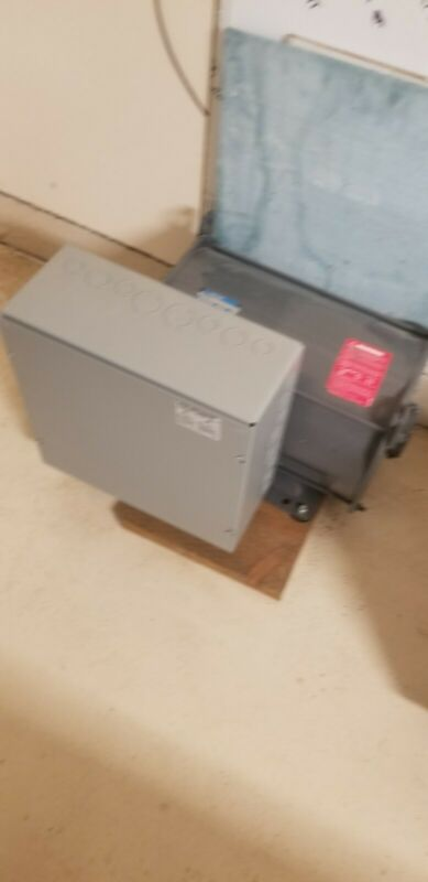30 hp rotary phase converter
