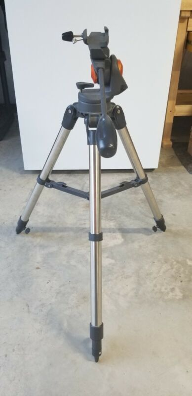 Grab N Go Telescope Tripod For Dovetail Equipped Telescope Stainless Legs