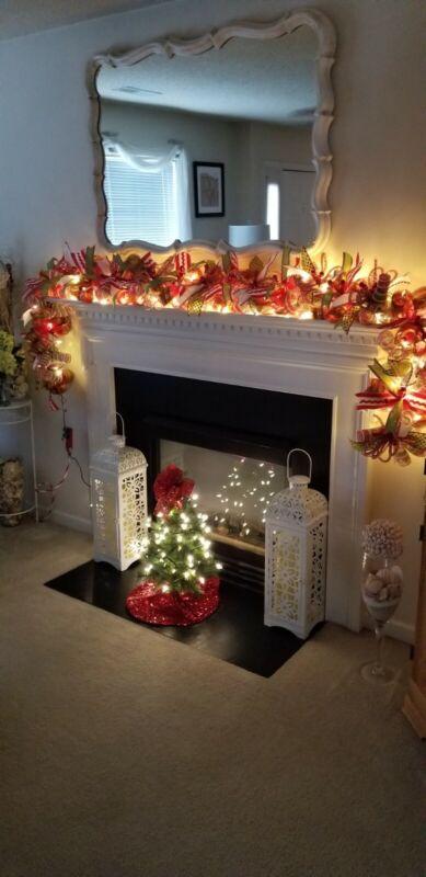 Brand New Christmas Garland - Just Made